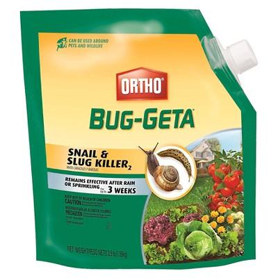 Ortho Bug-Geta Snail & Slug Killer 3.5lb