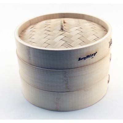 "BergHOFF 7"" Bamboo Steamer"