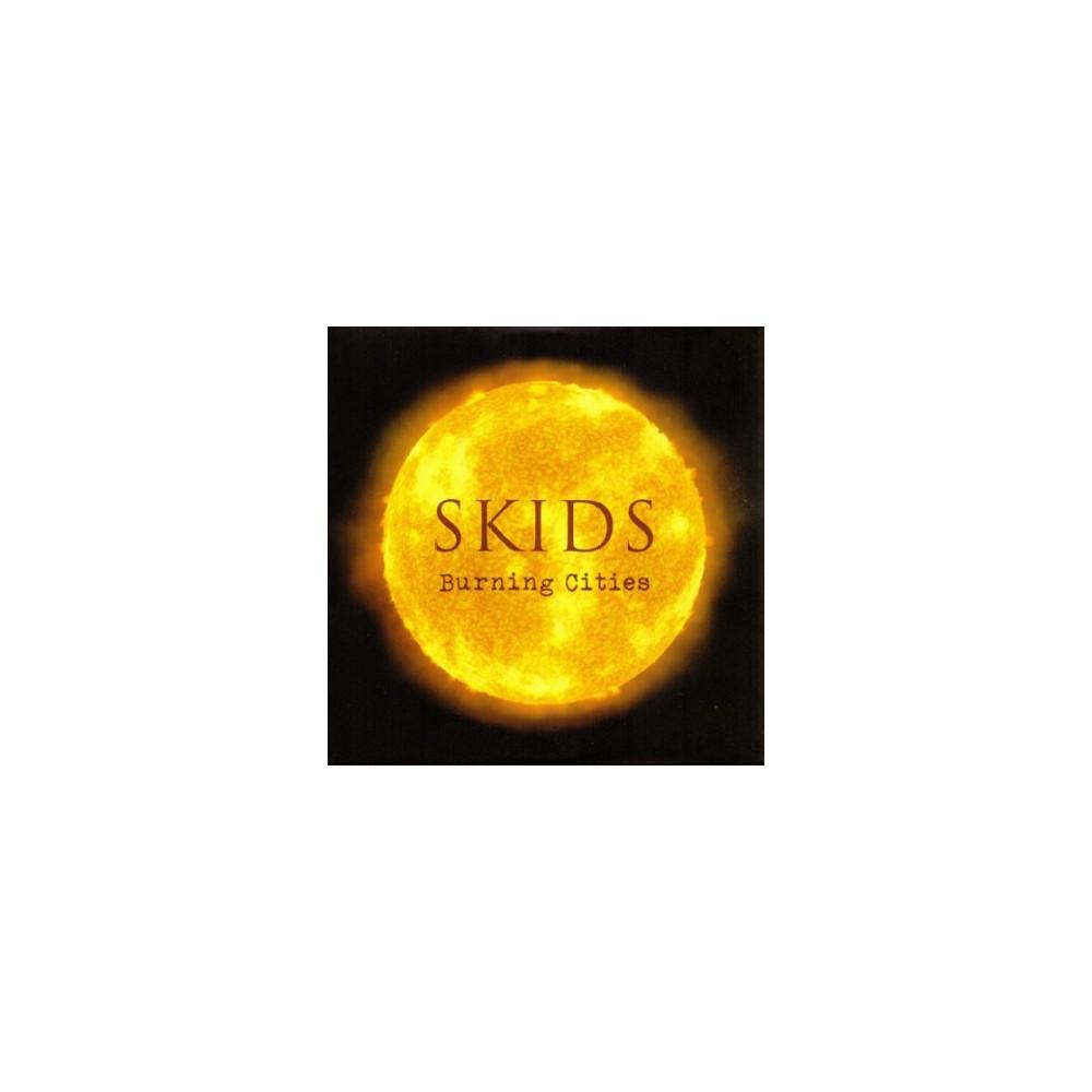 Skids - Burning Cities (Vinyl)