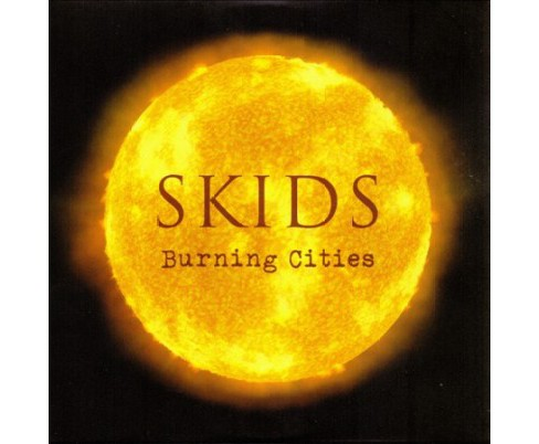 Skids - Burning Cities (Vinyl) - image 1 of 1