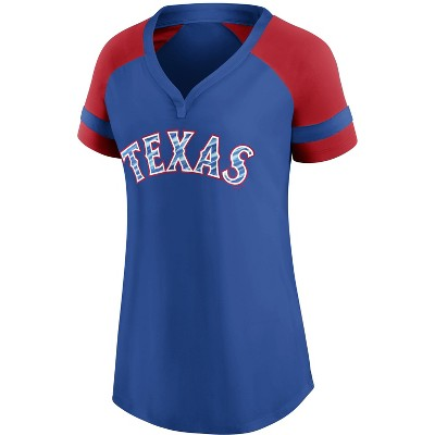 MLB Texas Rangers Women's One Button Jersey