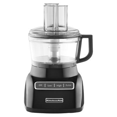 KitchenAid 7 Cup Food Processor - KFP0711OB