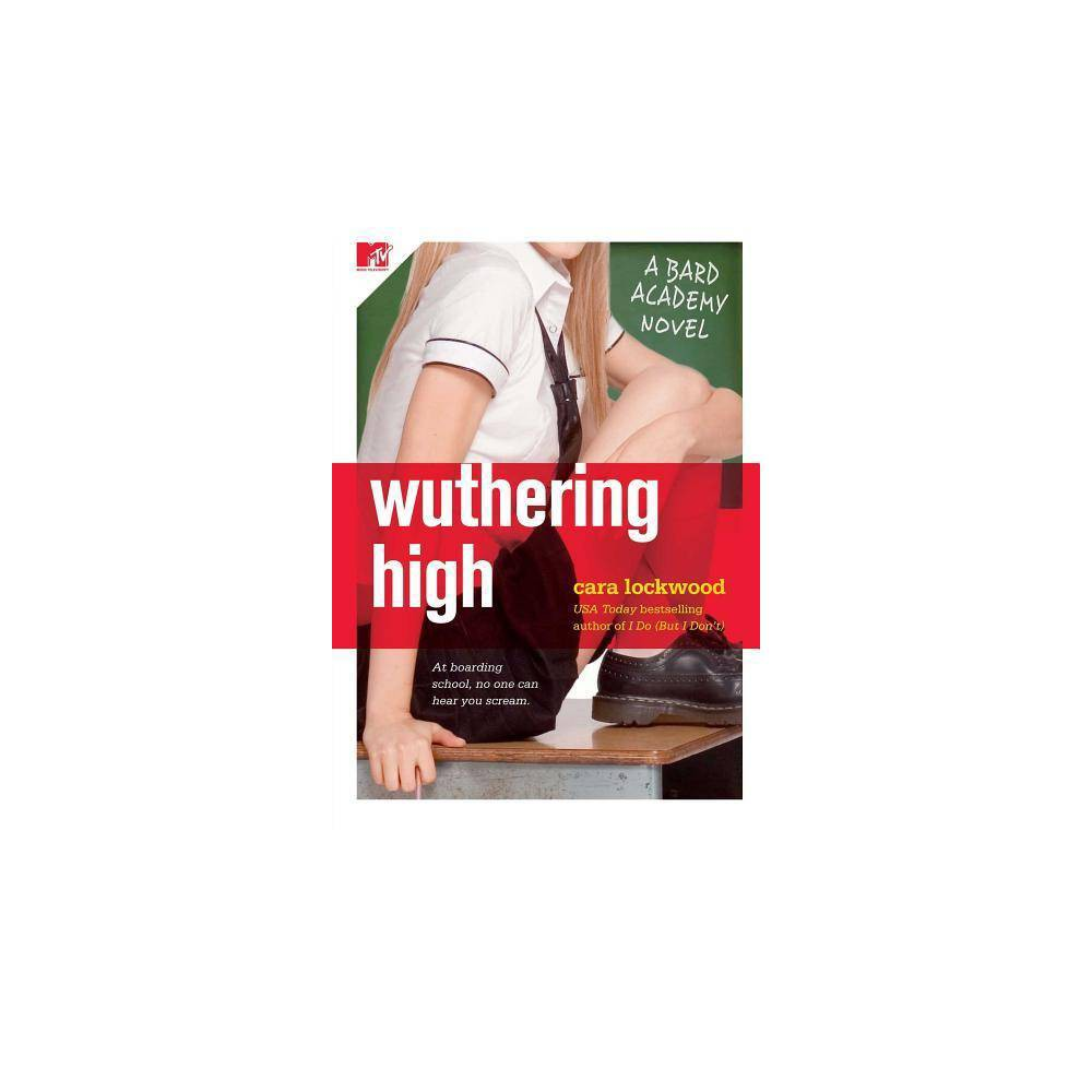 Wuthering High Bard Academy By Cara Lockwood Paperback