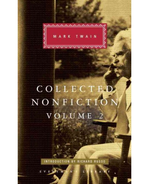 Collected Nonfiction : Selections from the Memoirs and Travel Writings (Vol 2) (Hardcover) (Mark Twain) - image 1 of 1