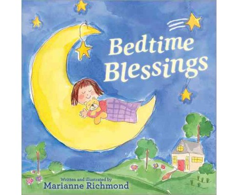 Bedtime Blessings (Hardcover) (Marianne Richmond) - image 1 of 1