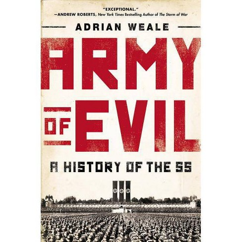 Army of Evil - by  Adrian Weale (Paperback) - image 1 of 1