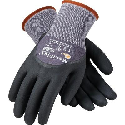 G-Tek Coated Work Gloves; MaxiFlex Ultimate 34-875/XL