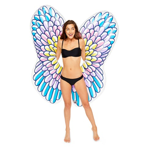 BigMouth Toys Angel Wings Pool Float - image 1 of 3