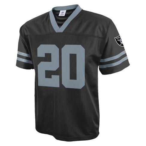 NFL Oakland Raiders Jersey Black Mcfadd - 3-6 months - image 1 of 1