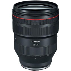 Canon RF 28-70mm f/2 L USM Zoom Lens - U.S.A. Warranty