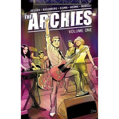 The Archies Vol. 1 - by  Matthew Rosenberg & Alex Segura (Paperback) - image 1 of 1