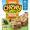 Quaker Chewy Low Sugar Peanut Butter Chocolate Chip Granola Bars - 8ct - image 2 of 4