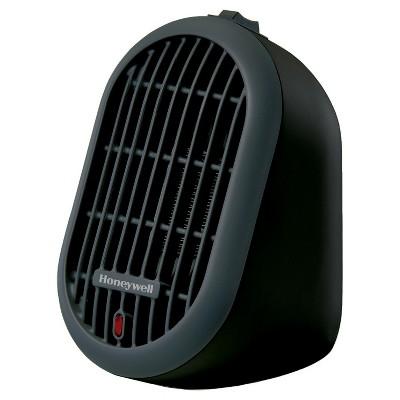 Honeywell HeatBud Ceramic Heater Black