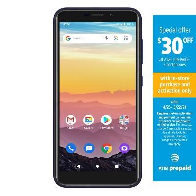 AT&T Prepaid Calypso (16GB) - Blue