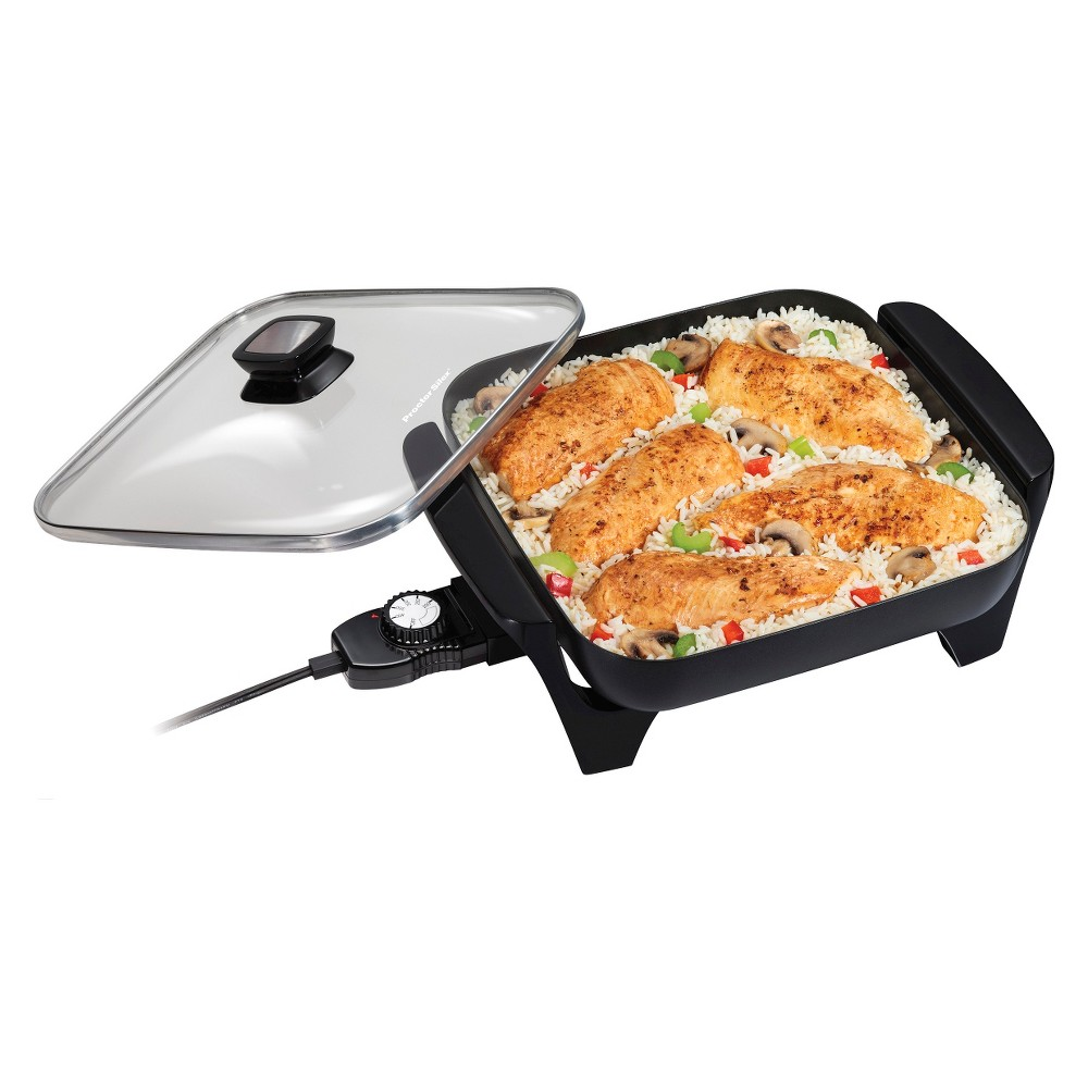 Proctor Silex Electric Skillet – Black 38526 15744795