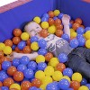 Children's Factory Ball Pit Balls, 2-3/4 Inches, Assorted Colors, Case of 500 - image 4 of 4