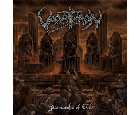 Varathron - Patriarchs Of Evil (CD) - image 1 of 1