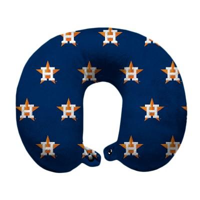 MLB Houston Astros Travel Pillow
