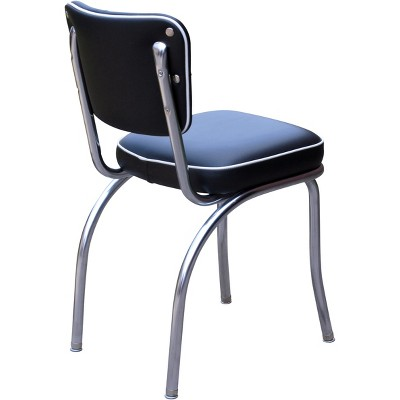 Lucy Diner Chair Black Set of 2 Richardson Seating