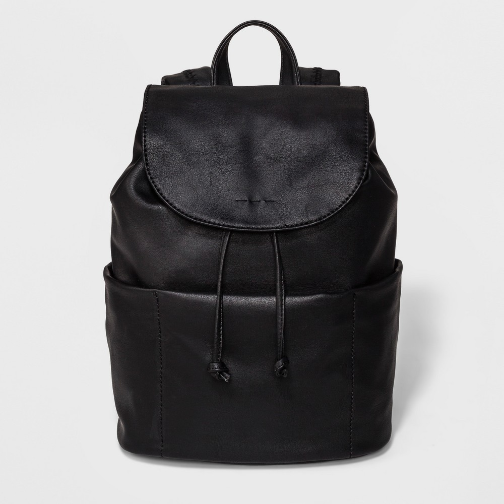 Women's Rowan Soft Backpack - Universal Thread Black