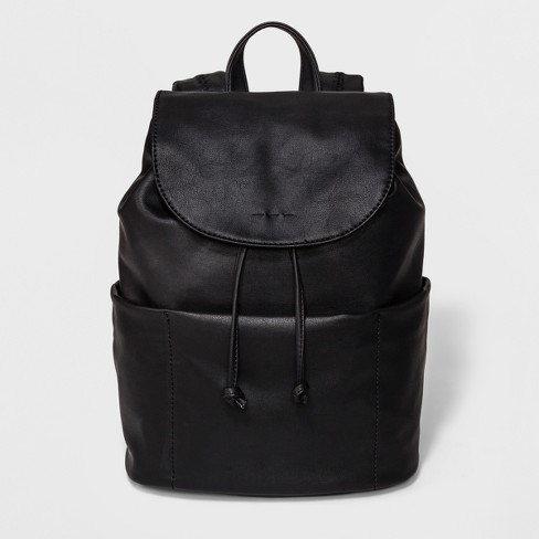 Women s Rowan Soft Backpack - Universal Thread™ Black   Target 487c62341e