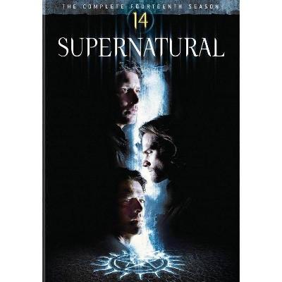 Supernatural: The Complete Fourteenth Season