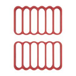 OXO Roasting Rack Red