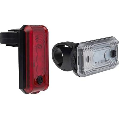 Bell Sports Radian 850 Locking LED Light Set - Black