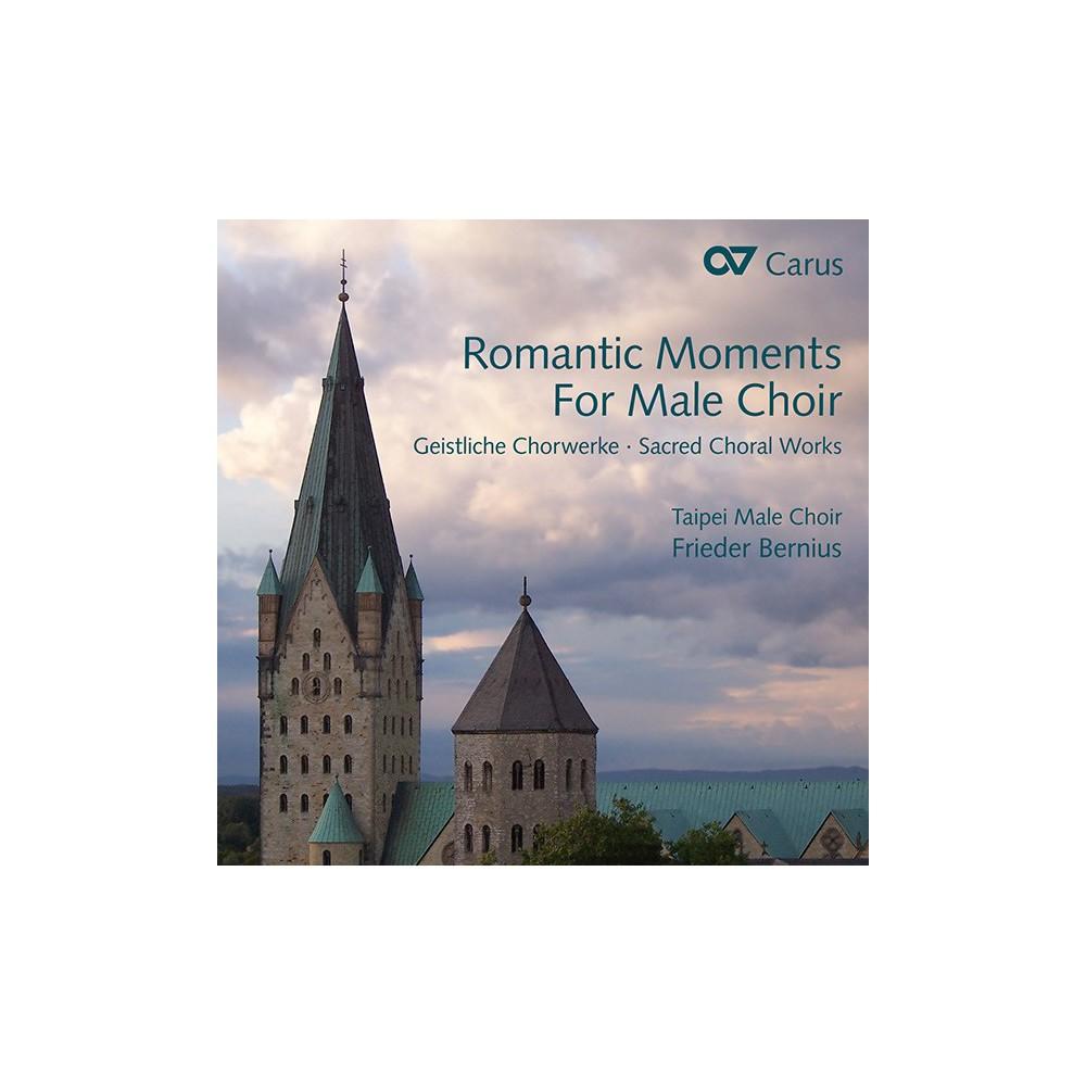 Taipei Male Choir - Romantic Moments For Male Choir (CD)
