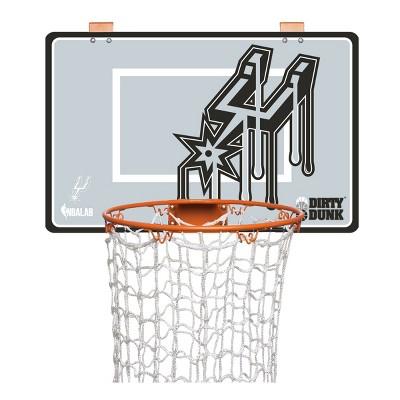 NBA San Antonio Spurs Dirty Dunk Hamper Hoop