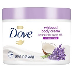 Dove Beauty Whip Lavender & Coconut Hand And Body Lotion - 10oz