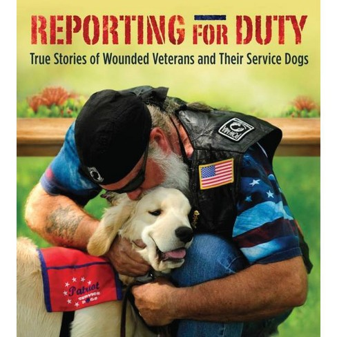 Reporting for Duty - by  Tracy J Libby (Hardcover) - image 1 of 1