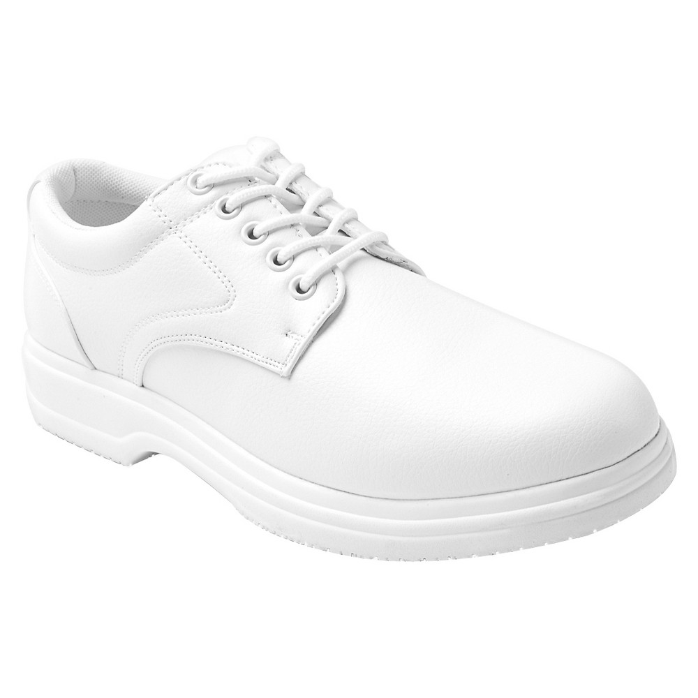 Men's Deer Stags Occupational Service shoes - White 9