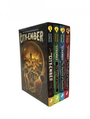 The City Of Ember Book