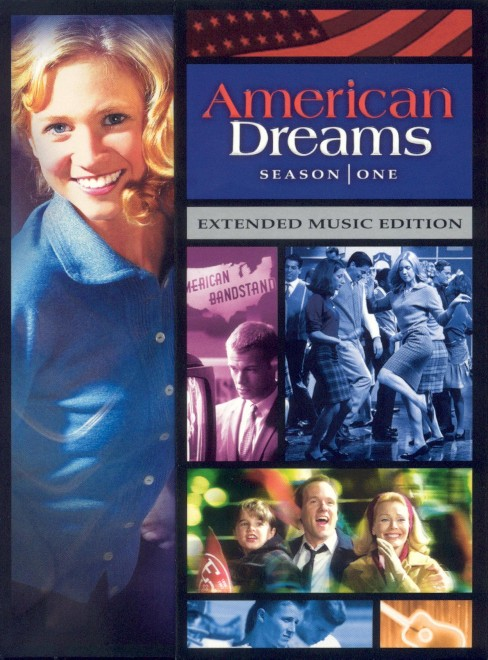 American Dreams: Season One [Extended Music Edition] [7 Discs] - image 1 of 1