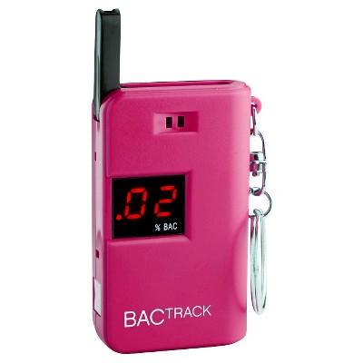 BACtrack Keychain Breathalyzer - Pink