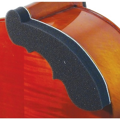 AcoustaGrip First Chair Charcoal Cello Pad Charcoal