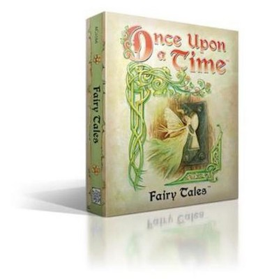 Once Upon A Time - Fairy Tales Board Game