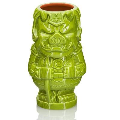 Beeline Creative Geeki Tikis Star Wars Gamorrean Guard   Ceramic Tiki Style Mug   Holds 24 Ounces