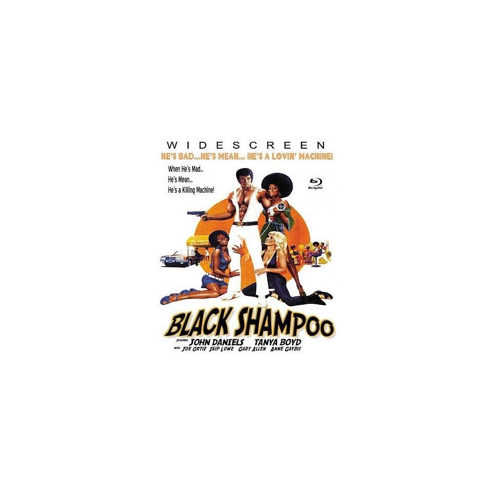 Black Shampoo (Bd/Dvd Combo) (Blu-ray)