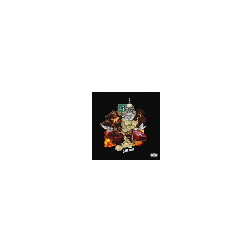 Migos - Culture (Vinyl), Pop Music