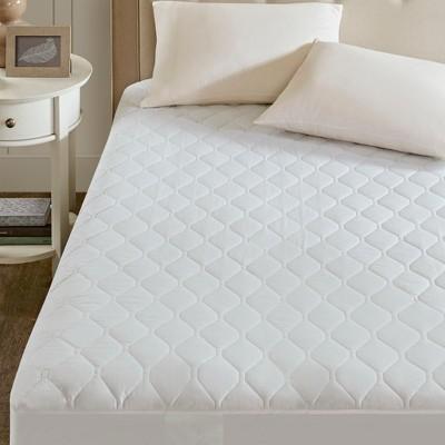 Cotton Blend Heated Mattress Pad : Target