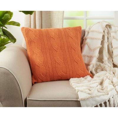 Tangerine Throw Pillows Target