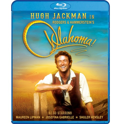 Rodgers & Hammerstein's Oklahoma (Blu-ray) - image 1 of 1