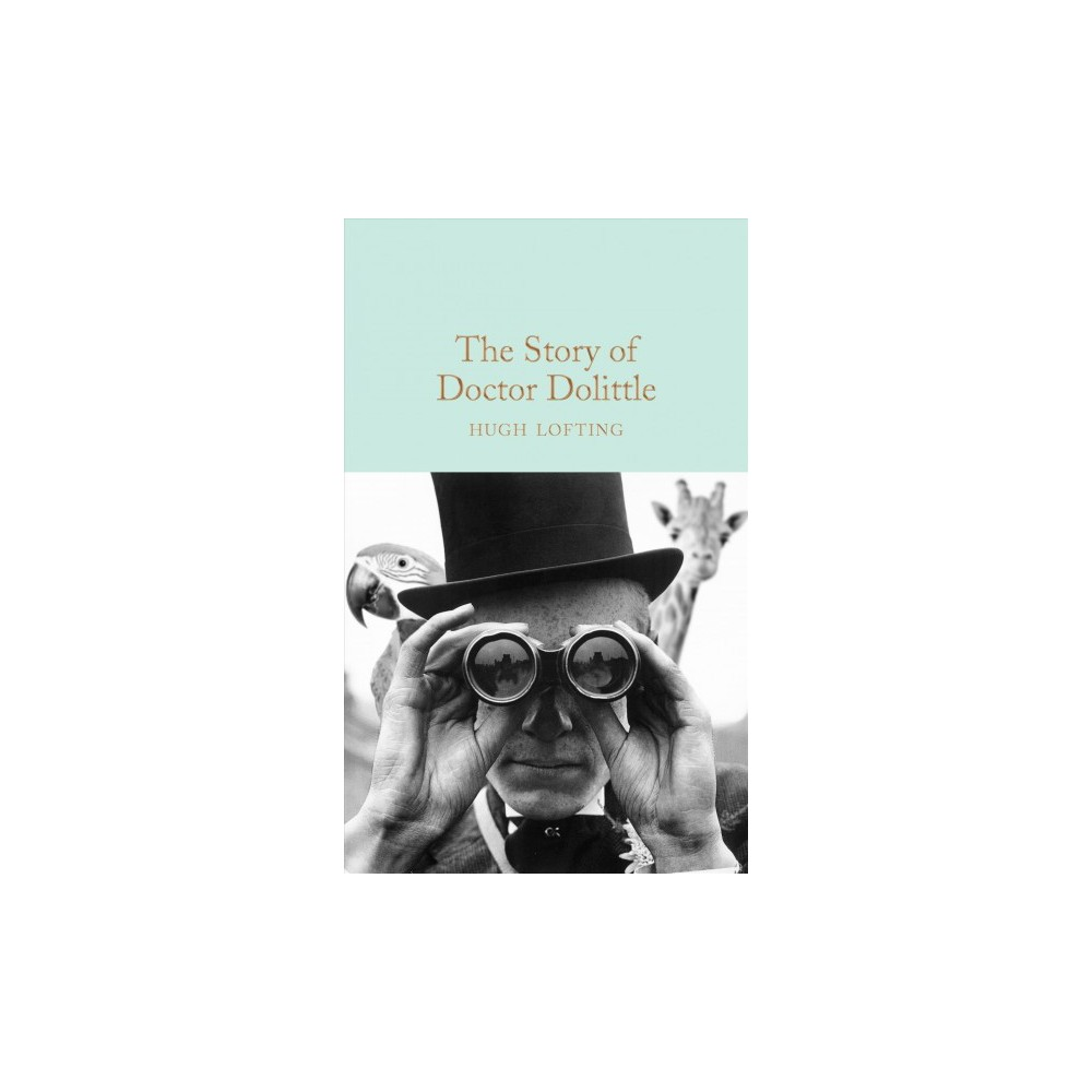 Story of Doctor Dolittle - by Hugh Lofting (Hardcover)