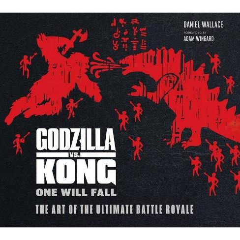 Godzilla vs. Kong - (King Kong) by  Daniel Wallace (Hardcover) - image 1 of 1