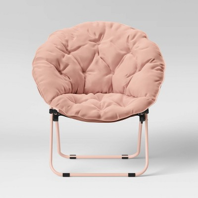 Dish Chair Blush - Room Essentials™