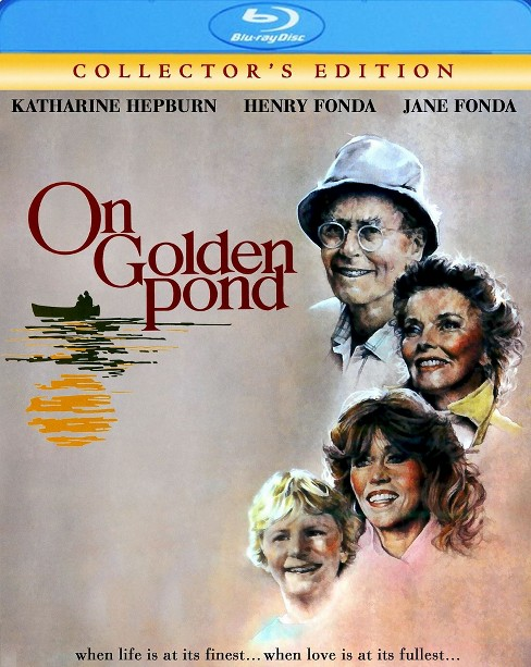 On golden pond (Blu-ray) - image 1 of 1
