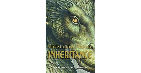 Inheritance ( Inheritance Cycle) (Paperback) by Christopher Paolini - image 1 of 1