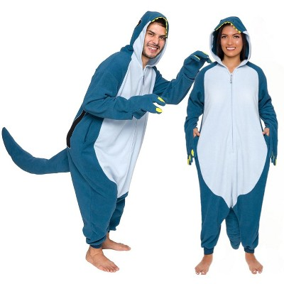 Funziez! Velociraptor Adult Unisex Novelty Union Suit